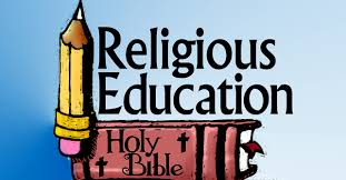 Religious Education Schedules for the coming weeks (Edge, Confirmation, Elementary/Family Faith Formation, CLOW programs)
