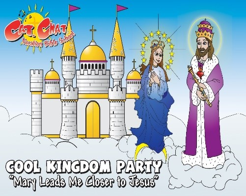 Ready for another exciting week of Vacation Bible School?