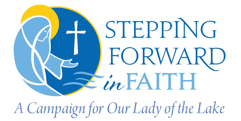 Stepping Forward in Faith Phone-a-thon!
