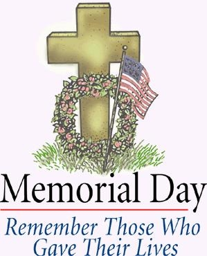 OLL Cementery Memorial Day Information