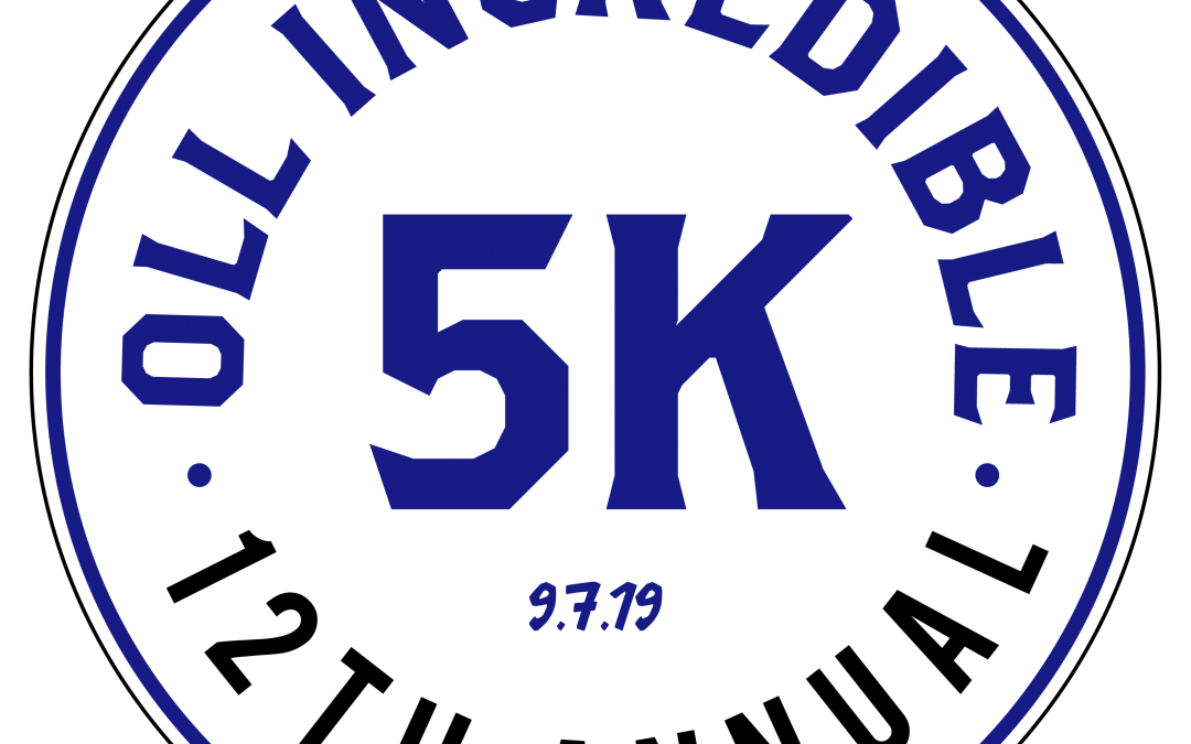 OLL 5k and Running of the Bays Half Marathon
