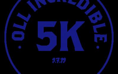 OLL 5k and Running of the Bays Half Marathon
