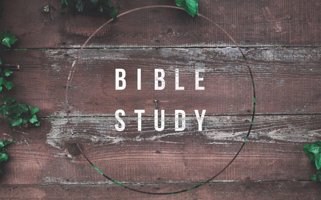 "Bible Study — ""Book of Roman"""