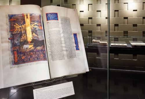 St. John's Bible Exhibition