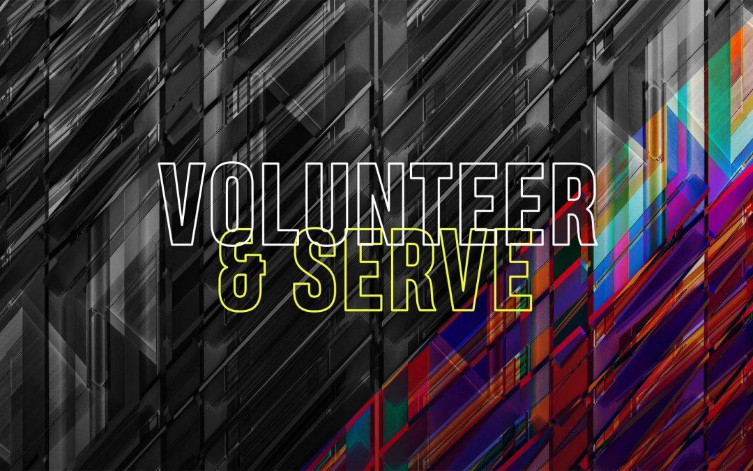 2019 Volunteer Ministry Fair