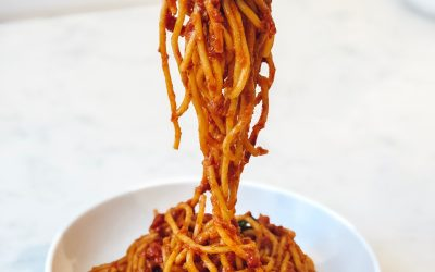 All-You-Can-Eat Spaghetti Dinner!