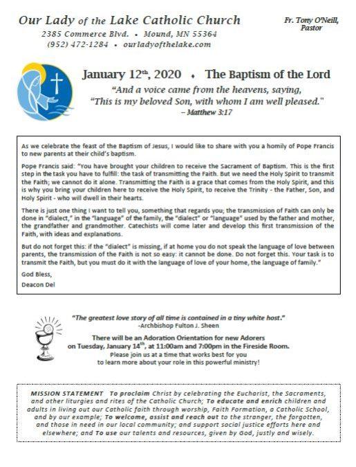 01.12.2020 Bulletin