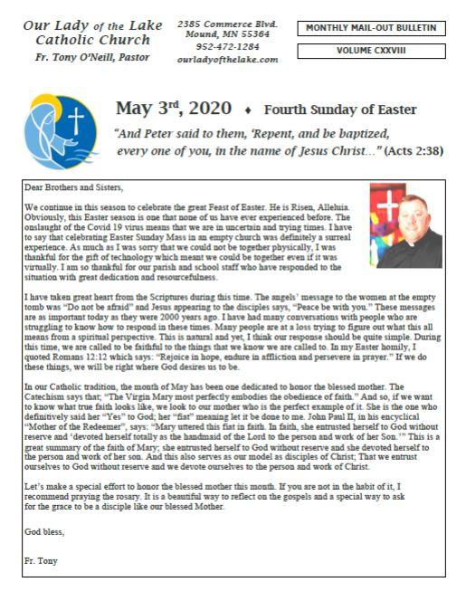 05.03.2020 Bulletin