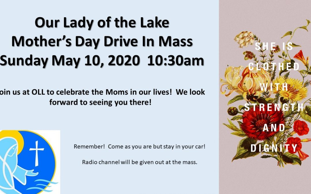 Mother's Day Drive In Mass