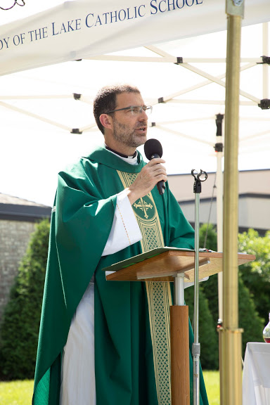 Fr Richards Welcome Weekend