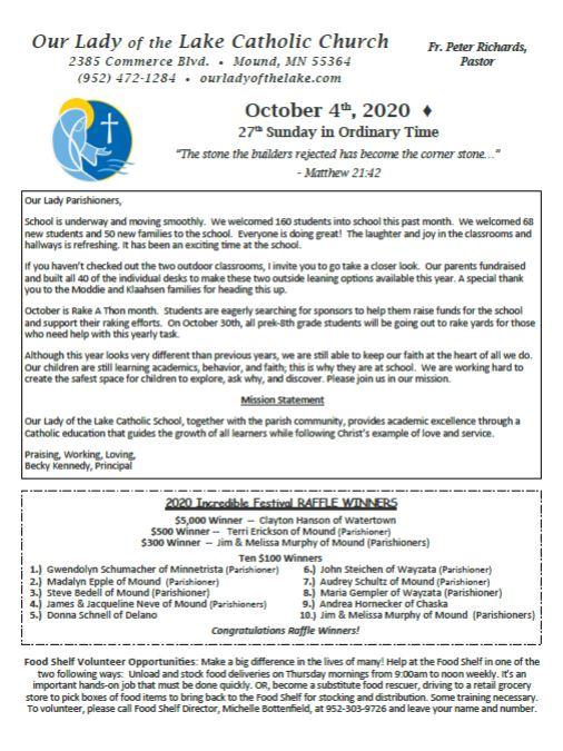 10.04.2020 Bulletin