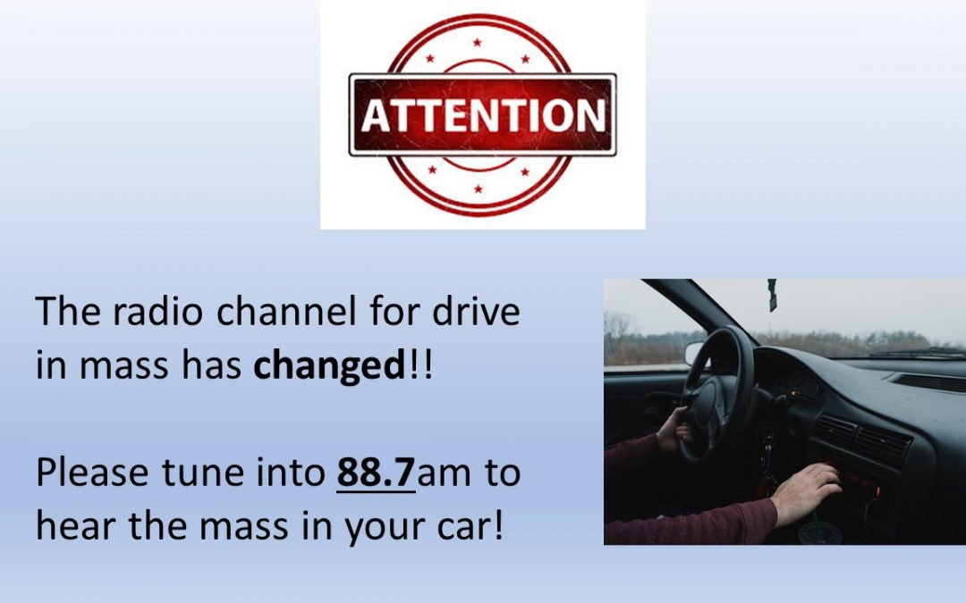 Drive In Mass Change!