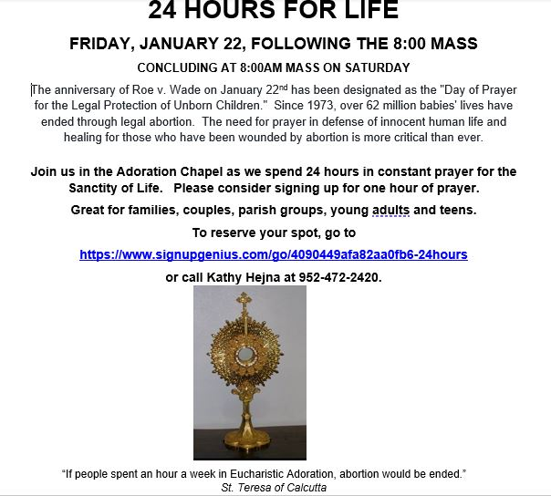 24 Hours for Life
