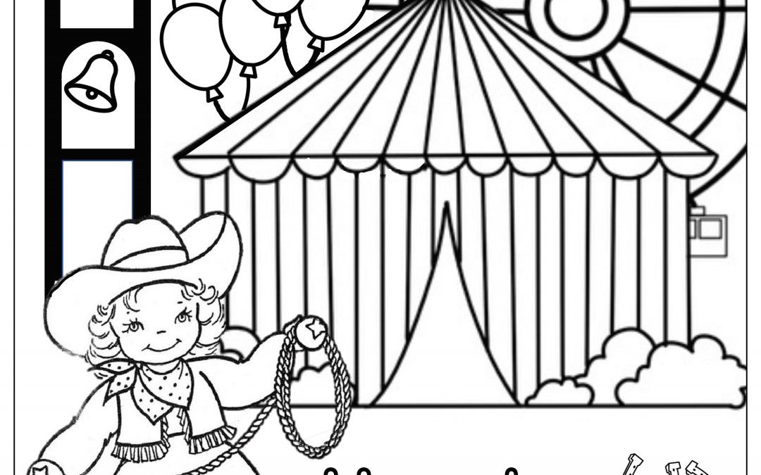 Kids Coloring Contest is Back!