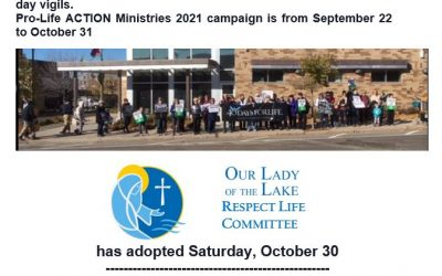 Respect for Life Month